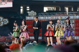 『あぶない刑事』のテーマ曲と共に舘ひろしがサプライズ登場=ももいろクローバーZ『桃神祭2015』 photo by HAJIME KAMIIISAKA+Z
