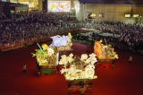 約3万人が集まった「青森ねぶた祭」前夜祭セレモニー
