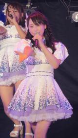 アイドルフェス『TOKYO IDOL FESTIVAL2015』のステージに登場したSKE48の松井玲奈 (C)ORICON NewS inc.