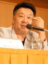 映画『日本のいちばん長い日』の記者会見に出席した原田眞人監督 (C)ORICON NewS inc.