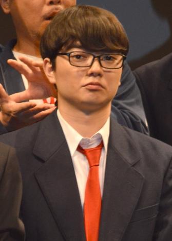映画『みんな!エスパーだよ!』の完成披露試写会に出席した染谷将太 (C)ORICON NewS inc.