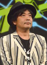映画『みんな!エスパーだよ!』の完成披露試写会に出席した園子温監督 (C)ORICON NewS inc.