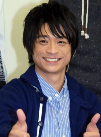 『仮面ライダー555』出演者が10年ぶりに集結!(写真は泉政行) (C)ORICON NewS inc.
