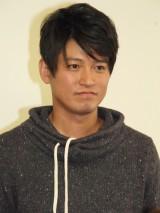 『仮面ライダー555』出演者が10年ぶりに集結!(写真は原田篤) (C)ORICON NewS inc.