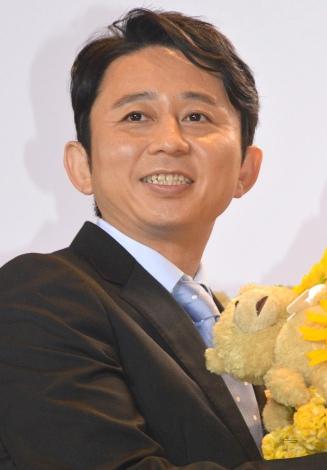 映画『テッド2』の日本語吹き替え版完成公開アフレコイベントに出席した有吉弘行 (C)ORICON NewS inc.