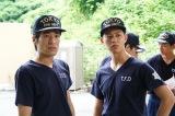 ドラマ『HEAT』では佐藤隆太演じる合田の部下として、頼もしい消防士・白石を熱演中(C)関西テレビ