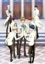 10月から開始するテレビアニメ『スタミュ』キービジュアル (C)ひなた凛/スタミュ製作委員会