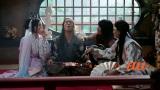 竜宮城の新作メニュー「竜宮城ぷるぷる」を振舞まれる三太郎 auCM三太郎シリーズ「竜宮城ぷるぷる」篇