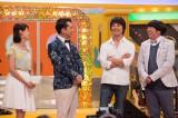 「にわか音楽通」を目指すNHKの音楽トークバラエティー『バナナ♪ゼロミュージック』8月19日放送(C)NHK