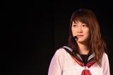 川栄李奈の卒業公演の模様 (C)AKS