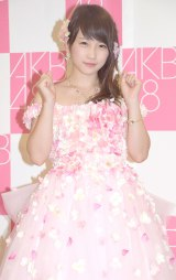 AKB48卒業後について語った川栄李奈 (C)ORICON NewS inc.