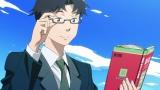 イベントで初公開されたPVカット(C)本郷あきよし・東映アニメーション