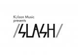キューンミュージック新イベント『/ SLASH /』ロゴ