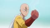 新たに公開されたアニメ『ワンパンマン』のPVカット(C)ONE・村田雄介/集英社・ヒーロー協会本部