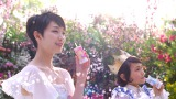 彩芽プリンセスがキュートなドレス姿を披露