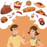 健康志向とデザート欲の板挟みを感じている現代人の食事情