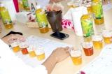 ユーザー参加型の新ビール開発プロジェクト「百人ビール・ラボ」の様子 (C)oricon ME inc.
