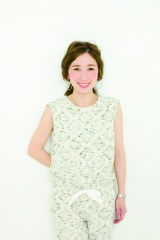 福岡にあるヘアサロン「Daisy」のトップスタイリスト・土田瑠美