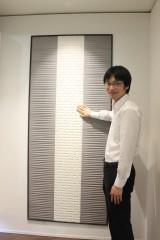 壁材の重要性を語る「LIXIL」の道見雄哉氏