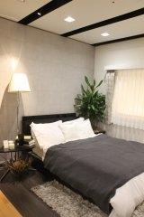 家の湿度を調整する壁材「エコカラット」を使用した部屋