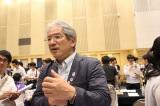 MBA留学事情について語る株式会社アゴス・ジャパンの横山匡代表取締役