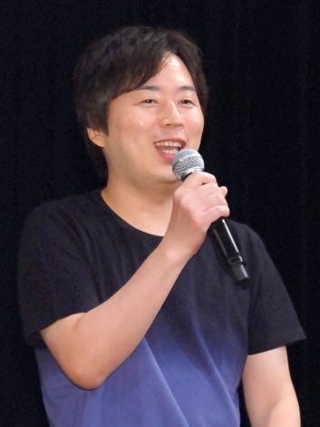 最新映画『BORUTO-NARUTO THE MOVIE-』完成披露試写会舞台あいさつに出席した岸本斉史氏 (C)ORICON NewS inc.