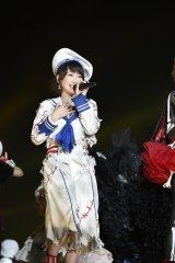 『AKB48真夏の単独コンサート in さいたまスーパーアリーナ〜川栄さんのことが好きでした〜』2日夜公演の模様(C)AKS