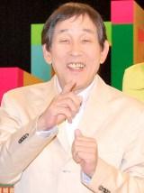 ニコニコ動画で新番組『欽ちゃんのドーンとゴールド!』がスタート (C)ORICON NewS inc.