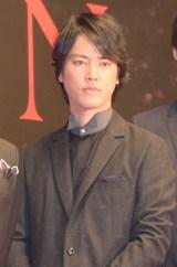 映画『GONIN サーガ』の完成報告記者会見に出席した桐谷健太 (C)ORICON NewS inc.