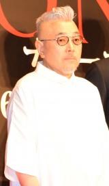 映画『GONIN サーガ』の完成報告記者会見に出席した石井隆監督 (C)ORICON NewS inc.