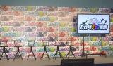 関ジャニ∞が出席したハイチュウ40周年『お台場チュウ園地』開催記念発表会の模様 (C)ORICON NewS inc.
