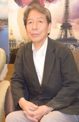 『スペースインベーダー』(80)の生みの親・西角友宏氏=映画『ピクセル』の座談会 (C)ORICON NewS inc.
