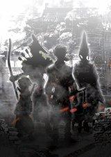『牙狼<GARO>』の新シリーズ「紅蓮ノ月」ビジュアル  (C)2015「紅蓮ノ月」 雨宮慶太 / 東北新社