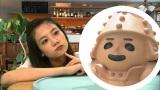 NHKミニ番組『夏!ナットクのなつとく』で、はに丸と不思議な掛け合いを展開する清水富美加