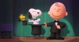 8月10日はスヌーピーの誕生日です。『I LOVE スヌーピー THE PEANUTS MOVIE』(12月4日公開)の場面写真より