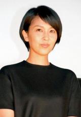 映画『HERO』大ヒット舞台あいさつに登壇した松たか子 (C)ORICON NewS inc.