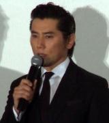 初日舞台あいさつに出席した本木雅弘 (C)ORICON NewS inc.