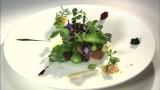 北海道・札幌にあるフランス料理店「モリエール」の料理(C)HBC