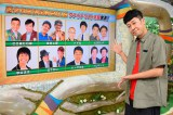 9月9日の『歌ネタ王決定戦2015』司会の小籔千豊(C)MBS