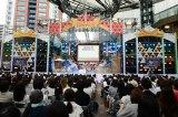 会場は満員御礼! さまざまな企画で客席からは常に笑い声が(C)テレビ朝日