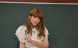 17日放送の『しくじり先生』スペシャルで路上生活について語るIVAN (C)テレビ朝日
