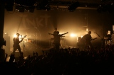 5人組ロックバンド・INKT、初のライブハウスツアー「サイサリスTour2015」のファイナル公演の模様