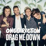 11月発売のアルバムの1stシングル「ドラッグ・ミー・ダウン」
