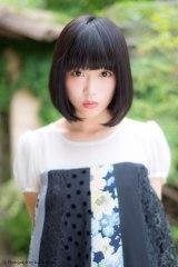 「まねきケチャ」の中川美優(愛称:みゅーみゅー、担当カラー:紫)