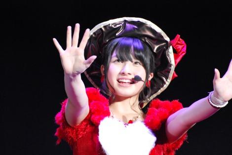 『AKB48ヤングメンバー全国ツアー〜未来は今から作られる〜』に出演した大和田南那 (C)ORICON NewS inc.