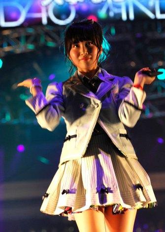 『AKB48ヤングメンバー全国ツアー〜未来は今から作られる〜』を仕切った高橋朱里 (C)ORICON NewS inc.