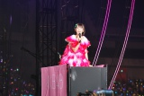 『AKB48ヤングメンバー全国ツアー〜未来は今から作られる〜』より宮脇咲良 (C)ORICON NewS inc.