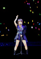 『AKB48ヤングメンバー全国ツアー〜未来は今から作られる〜』初日公演より高橋朱里 (C)ORICON NewS inc.