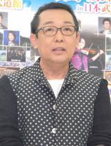 『東日本大震災復興支援チャリティーコンサート2015 長崎から東北へ in 日本武道館』開催前会見に出席したさだまさし (C)ORICON NewS inc.