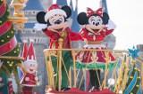 東京ディズニーランドでクリスマスに新パレード登場(C)Disney